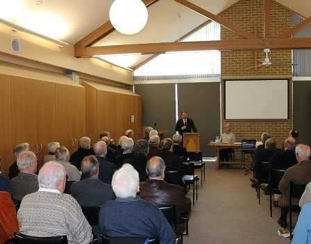 Surrey Hills Men's Probus Club