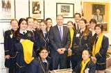 Fintona Girls' School – Year 10 Politics Class