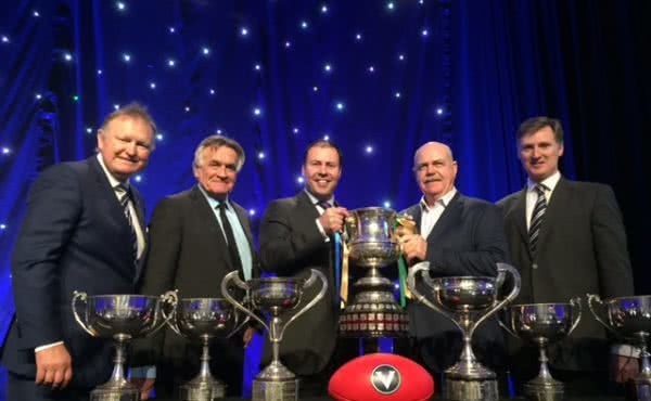 Victorian Amateur Football Association lunch