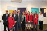 Visit to Auburn High School with Malcolm Turnbull
