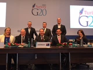 G20 Energy Ministers' meeting in Istanbul