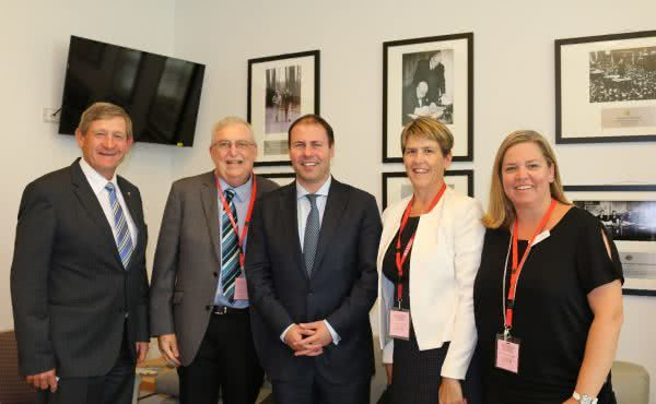 National Stroke Foundation in Canberra