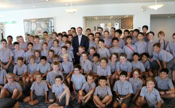 Scotch College at Parliament House
