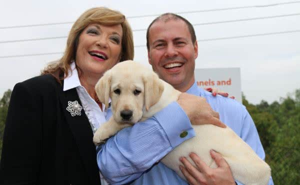 Opening of new Guide Dogs facilities – $2m election commitment met