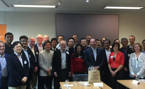 2016 Terralex Asia Pacific meeting