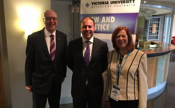 Victoria University Conference – 'Law & Governance: Across Borders'