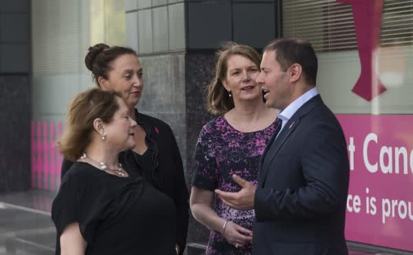 Visit to Breast Cancer Network Australia