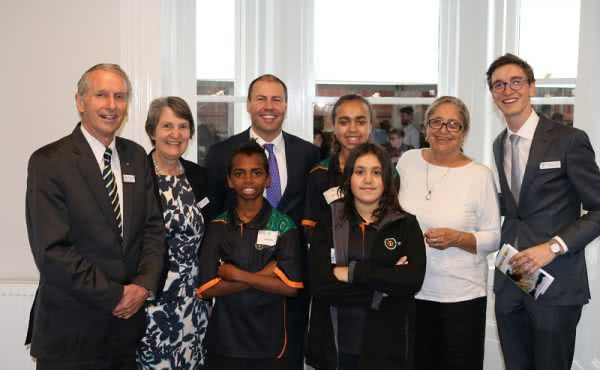 Opening of the Melbourne Indigenous Transition School