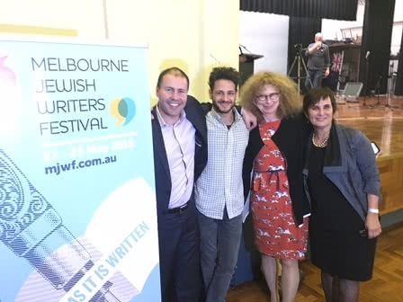 Melbourne Jewish Writers Festival