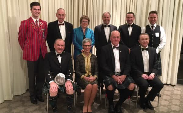 Annual Old Scotch Collegians Dinner