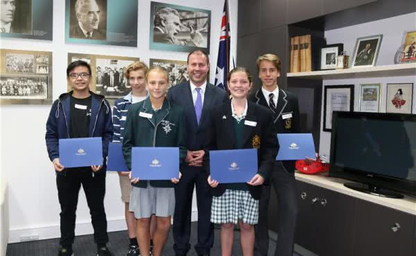 Young Sporting Champions in Kooyong