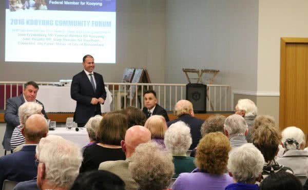 2016 Kooyong Community Forum