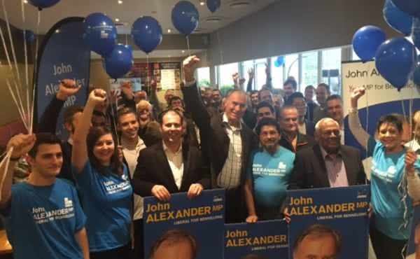 Bennelong campaign launch