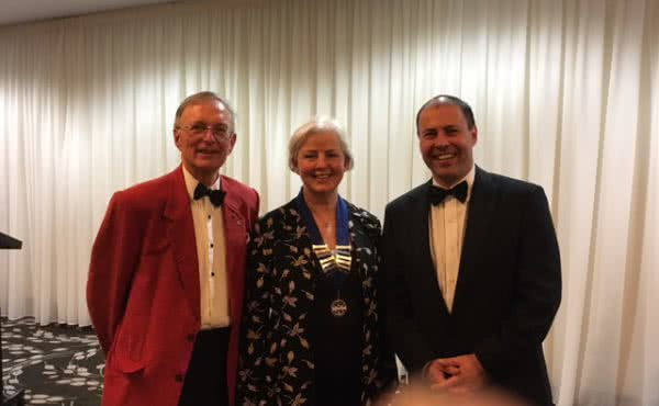 Rotary Club of Hawthorn Changeover Dinner