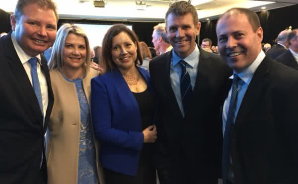 Liberal Party campaign launch