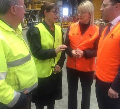 Visit to Gekko Systems in Ballarat