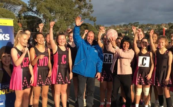 890,000 to the Waverley Netball Association