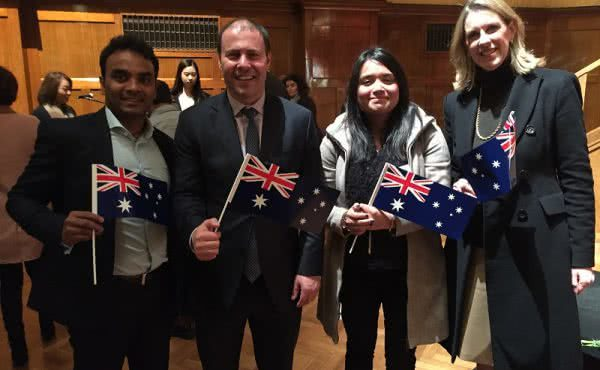 Boroondara citizenship ceremony