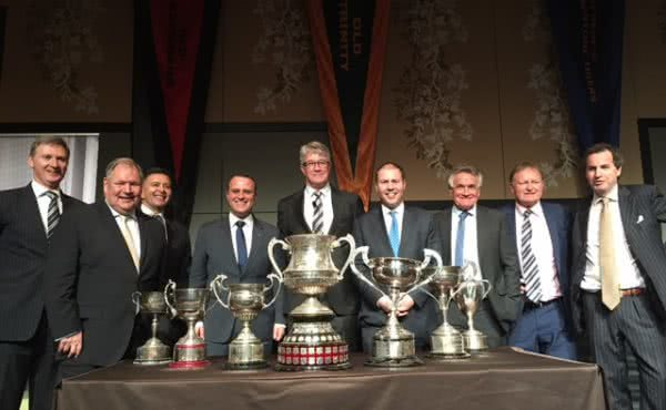 VAFA Grand Final Lunch