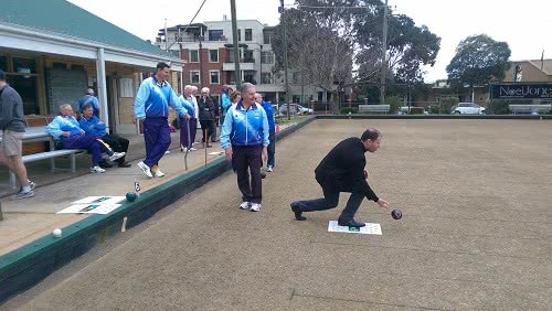 Opening the new season – Camberwell Central Bowls Club