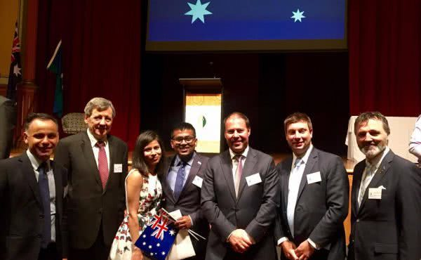 Boroondara Australia Day Citizenship Ceremony