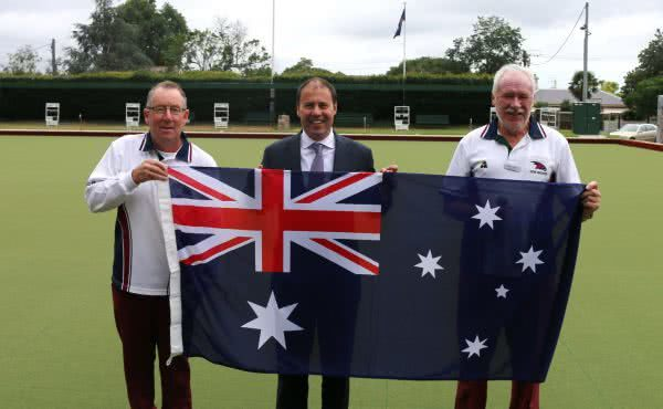 MCC Kew Sports Club Flag Raising Ceremony