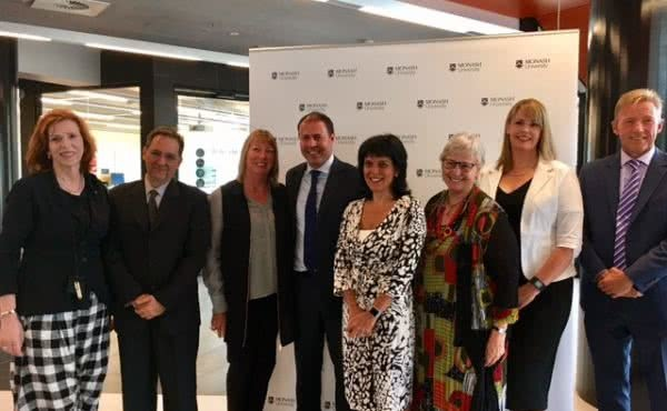 Wellcome Trust awards $14 million to Monash University for research project