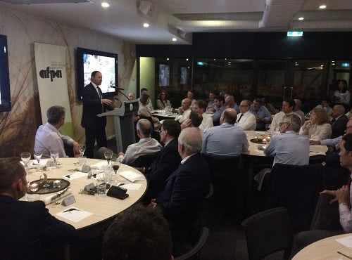 Australian Forest Products Association industry dinner