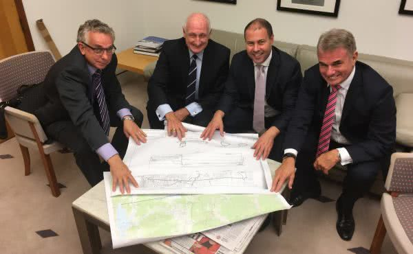 Meeting with Snowy Hydro