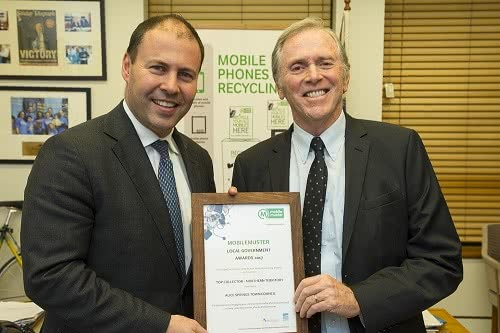 MobileMuster's Local Government Awards