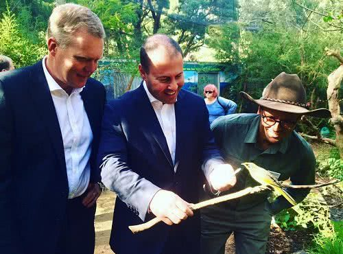 Launching the Threatened Species Recovery Fund