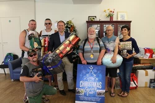 2017 Kooyong Christmas Giving Tree