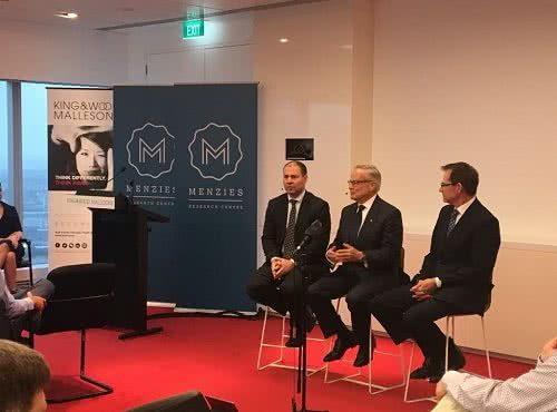 Launch of the Menzies Research Centre's Shepherd Review Energy Options Paper