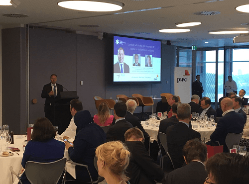 Address to Australian Chamber of Commerce and Industry
