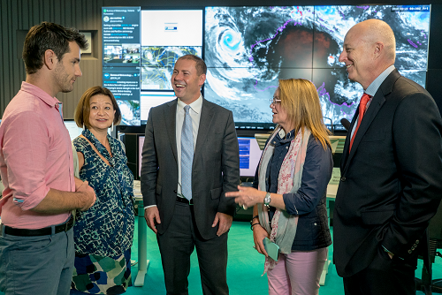 Bureau of Meteorology and ABC partnership launch