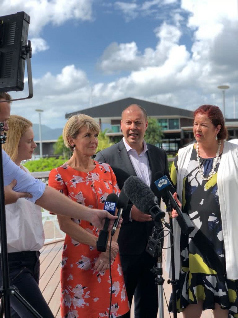 Announcement of largest ever single investment in the Great Barrier