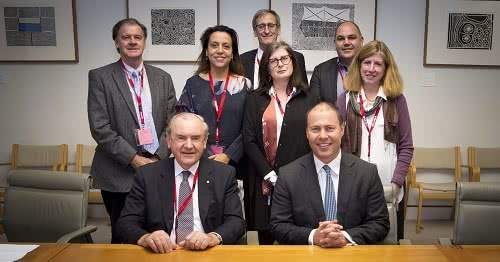 Meeting with Australian Heritage Council
