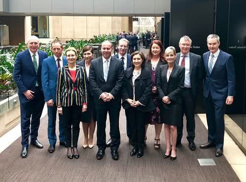 Meeting of Environment Ministers: taking action on waste and recycling