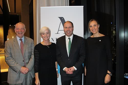 Launch of the Antarctic Science Foundation