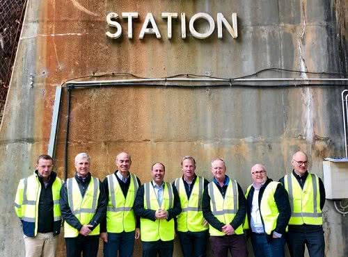Pumped hydro energy storage announcement at Cethana Dam and Power Station