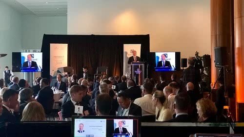 Address at Property Council of Australia's Leaders' Summit