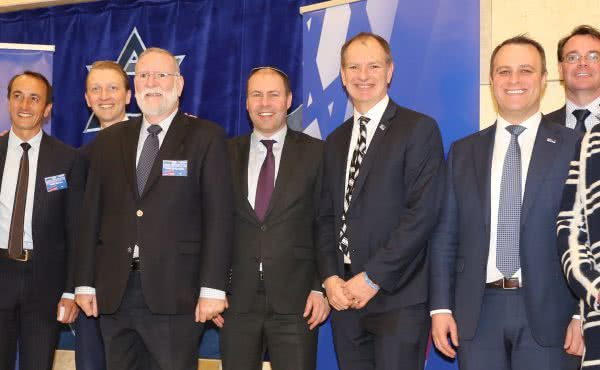 Launch of Victorian Liberal Friends of Israel