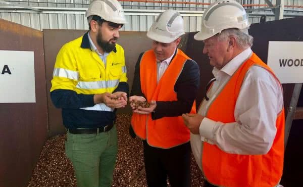 Turning waste into renewable oil in Gladstone