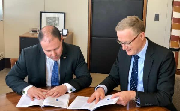 Meeting with Reserve Bank of Australia Governor Philip Lowe