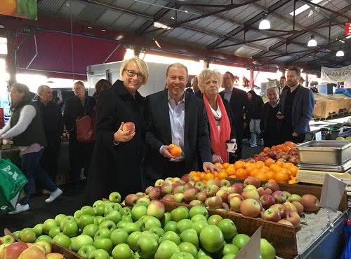 National Heritage listing of Queen Victoria Market