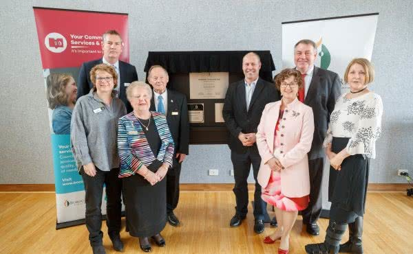 Opening of the Greythorn Community Hub