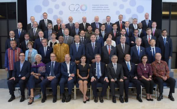 G20 Meetings in Bali, Indonesia