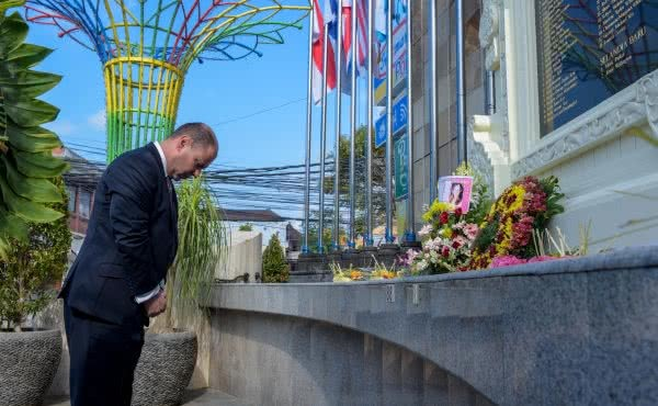 16 year commemoration of the Bali Bombings