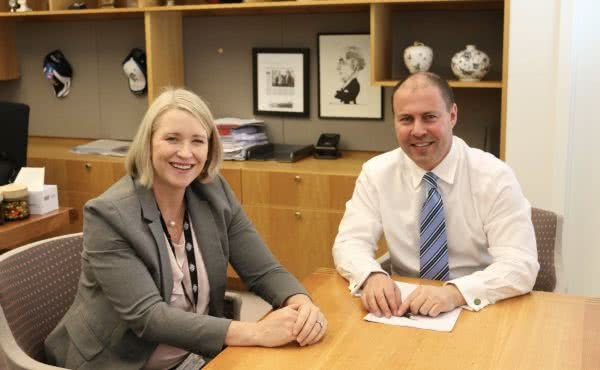 Catch up with Northern Territory Treasurer Hon Nicole Manison MLA