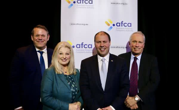 Official launch of the Australian Financial Complaints Authority (AFCA)